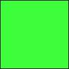Verde claro psicología color